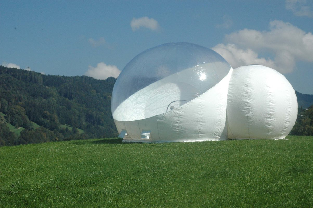 Bubble Tent Hotel holiday2be
