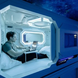 Capsule Hotel Luzern holiday2be