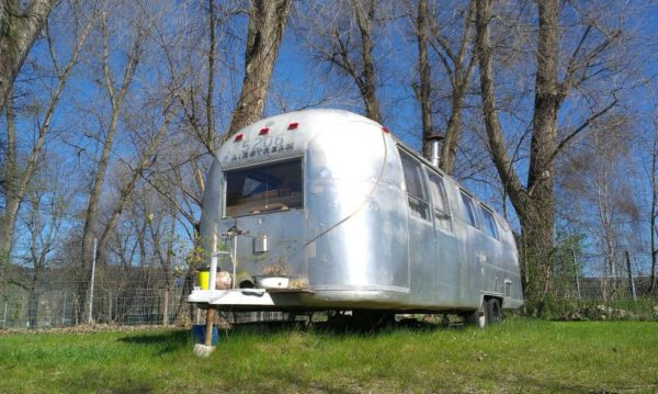 Airstream Hotel holiday2be