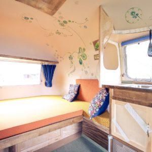 Airstream Hotel holiday2be