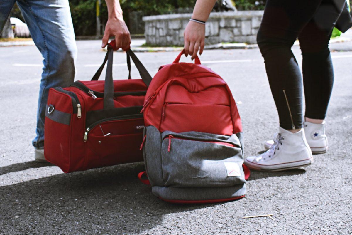 Handgepäck Travelblog