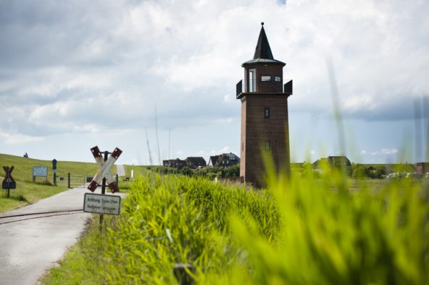 Leuchtturm Dagebüll holiday2be