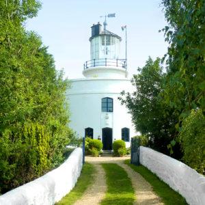 West Usk Lighthouse holiday2be